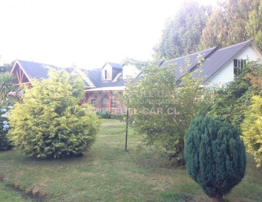 Casa en parcelación sector Chamiza