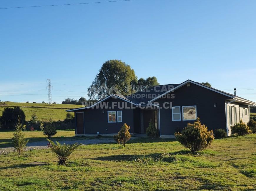 Hermosa Casa en Espectacular Terreno , Sector Molino Viejo